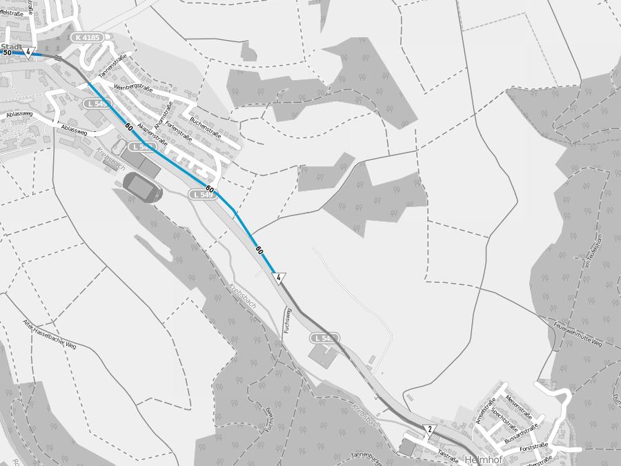 Eisenbahndating-Standorte